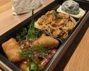 B-bento  1,500yen <スパゲッティー桜鯛の真子とサンマルツァーノトマト、お魚>3/1~3/31まで