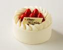 ◆ストロベリーショートケーキ(21cmサイズ)