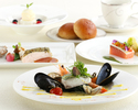 [Kohlenhydratbeschränkung] Elegantes Mittagessen