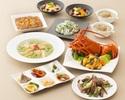 3.4月【料理長おすすめコース】北京ダックを含む豪華食材で堪能する珠玉の全8品!