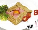 "■ No, I'll give you a plate ""Mari's Galette"" ¥ 1,760"