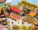 Early Bird -〈Adult 〉Weekday Lunch Buffet plan
