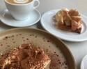 【Cafe】 スイーツセット