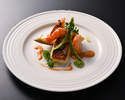 (ランチ)Le Ciel  Bleu/ ル シエルブルーコース<Seafood × フレンチイタリアン>選べるメインやデザート、メインはWで!彩りの7品 ★<事前ネット予約割>★