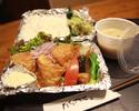 チキン南蛮弁当(あら汁付き)