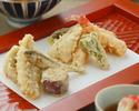 天ぷらランチ(3月、4月)