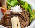 THE BEEF STEAK DON (ビーフステーキ丼)