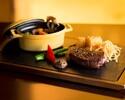 黒毛和牛のミニッツステーキ&ビーフシチュー ランチセット