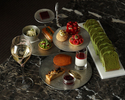 Privé afternoon tea with Premium Tea Plan