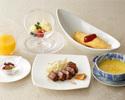 Déjeuner steak pour enfants (déjeuner) * Jusqu'à 12 ans [4/1 ~]
