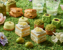 【Weekend:Dining】Spring Green Afternoon Tea