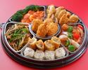【テイクアウトメニュー】翡翠苑特製 中華惣菜盛り合わせ
