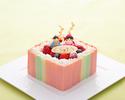 ひなまつりケーキ(12cm)