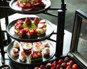 "Seasonal Afternoon Tea ""Strawberry Garden""(4/1~)"