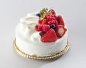 【4/1~オプション】ホールケーキ
