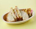 【TAKE OUT】三元豚のカツサンド