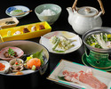 日本料理 「春菜御膳」5000円ランチ