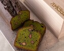 アピシウスオリジナル抹茶のパウンドケーキ