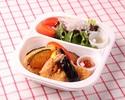 【テイクアウト】海老と白身魚と野菜のフリット スイートチリソース