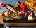 [Regular price (lunch)] BBQ plate 6,091 yen