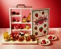 "【11:30】Afternoon Tea Boost Strawberry ""California Girls"" 7,458 Yen~"