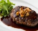 【PREFIX LUNCH 3900YEN】選べる前菜、パスタ、メイディッシュ、デザートの全5皿