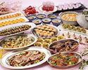 【2部】春のディナーバイキング・レモンステーキ&鮮魚のグリル!春の長崎を食べ放題で満喫