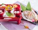 【ランチ・ディナー】❀お食い初め膳付きお祝いプラン「鶴」❀