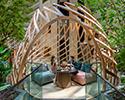 【Pavilion Nest Cage 】 Reserve Seating