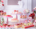 4/1~ <Holiday> Strawberry Dessert Buffet
