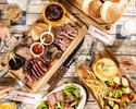 肉で宴会パーティーコース 飲み放題付き 4名様以上