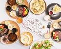 和カフェde料理のサプライズ記念日コース
