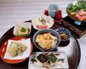 京豆腐と京ゆば御膳(ディナー)