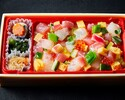 海鮮バラ寿司弁当