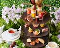 ◆5月末迄平日【HAPPYイースターアフタヌーンティー@NYラウンジ】乾杯酒&記念日ケーキでお祝いを