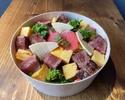 【TAKEOUT】花見肉チラシ弁当(1~2人前)2,500円