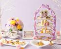 【挙式済みのお客様限定】<ディナー>プリンセスアフタヌーンティー~恋するラプンツェル~パスタディナー(メイン:肉料理)