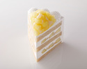 新エクストラスーパーメロンショートケーキ1ピース ¥4,104(税込)