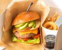 [Take out] 200g Awaji beef burger