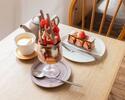 4月の季節のパフェ&ケーキSET