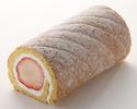 【限定商品】いちごのロールケーキ(14㎝)
