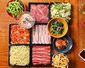 【事前決済】 【180分】《食べ放題&飲み放題》 BBQコース(飲み放題付)