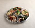 【テイクアウト】パーティープレート/日本料理「渡風亭」3~4名様分