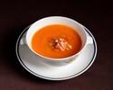 【桃花林】かにの卵入りふかひれのスープ