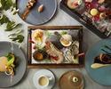 【ディナー】季節の特別コース 生雲丹・牡蠣・オマール海老・牛フィレ・フォアグラ・トリュフなど豪華食材を散りばめた全7皿の特別コース