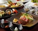Teppanyaki Dinner Course A
