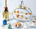 【2021年7/1~8/31】乾杯シャンパン付き サマーフルーツアフタヌーンティーセット「Brilliant-ブリリアント‐」
