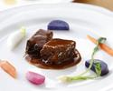 【Dinner】【5月8日~6月30日】Menu de Mignon