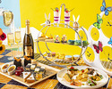 "【Summer Afternoon tea - Option(Thu, Fri, Sat, Sun & holidays)】 A glass of Sparkling wine ""CHANDON"""