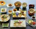 川床懐石料理 8,900円(7~9月限定)